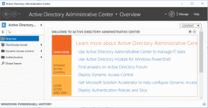 Active Directory Domain Services - Installation and Configuration