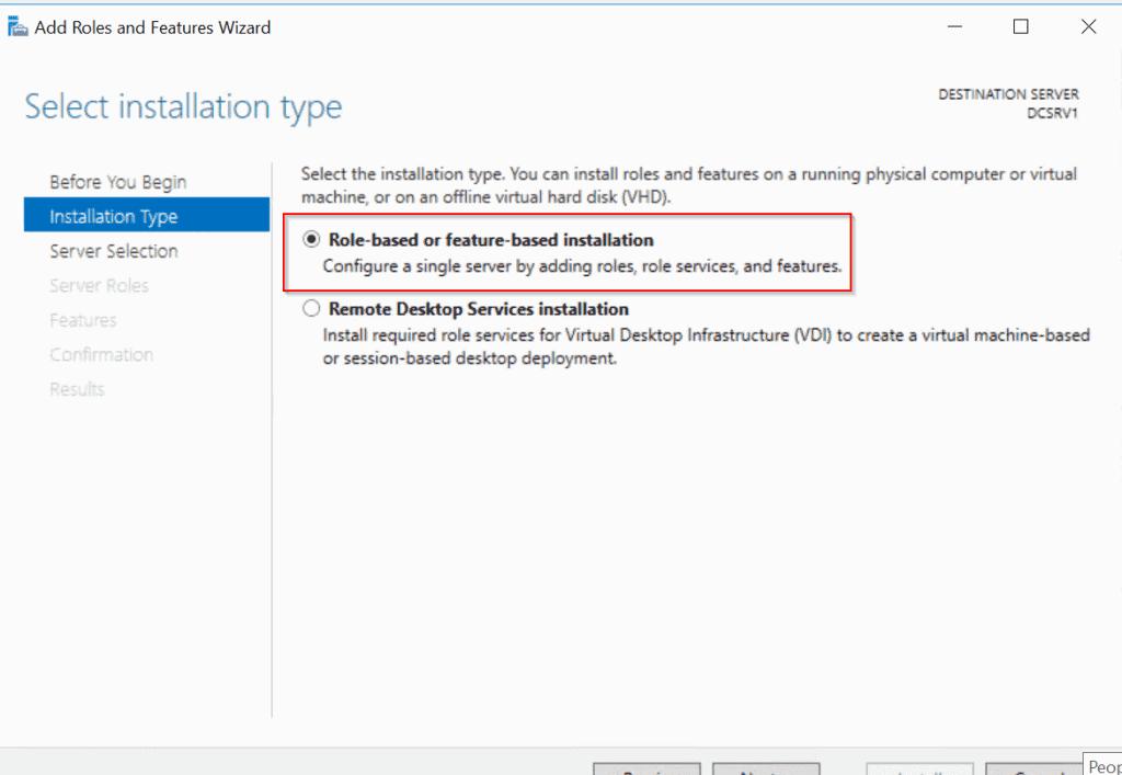 Windows Server Update Service