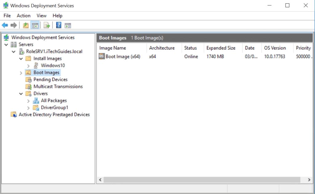 Windows Deployment Services (WDS): Installation & Configuration