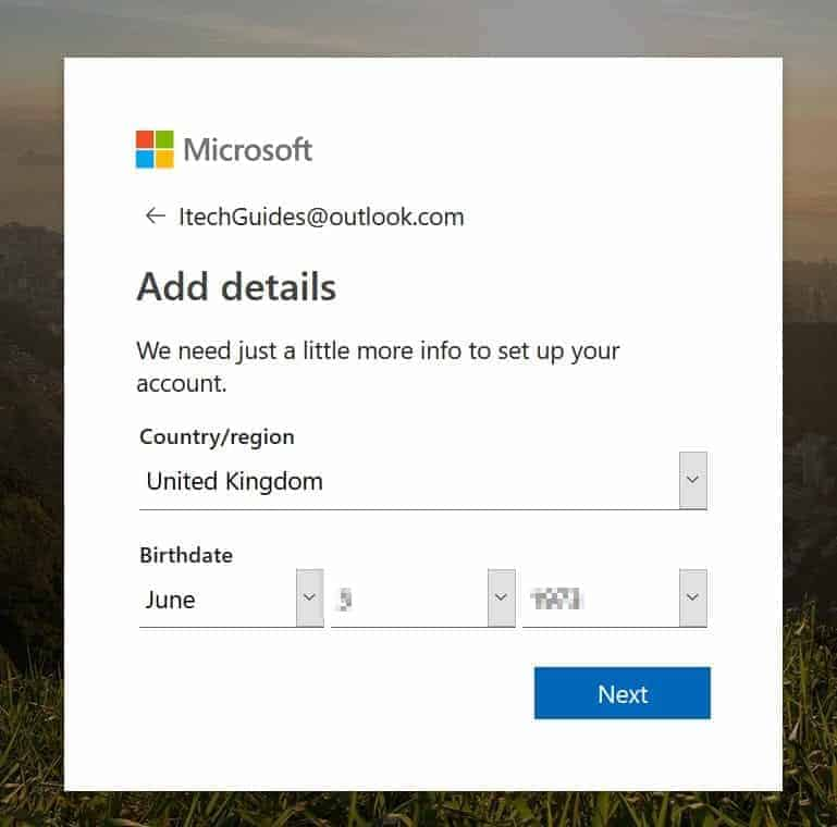 Hotmail Email (Now Outlook Email)