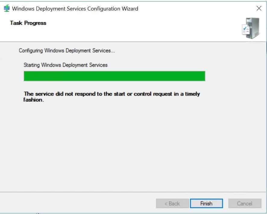 Setup WDS Server 2016 (Install, Configure WDS in Windows