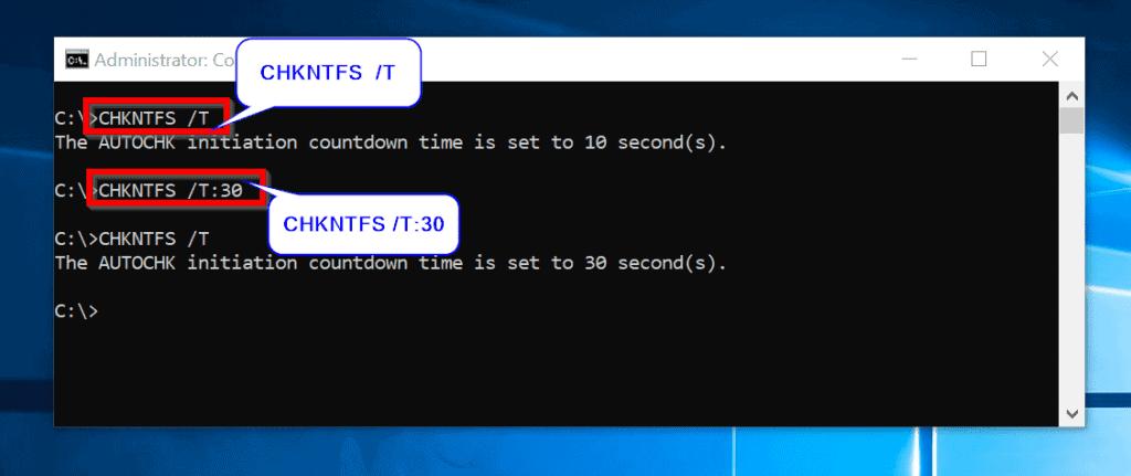 command prompt commands