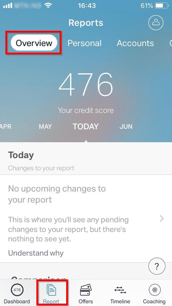 ClearScore - Clear Score