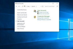 Change User Name and Rename User Folder in Windows 10