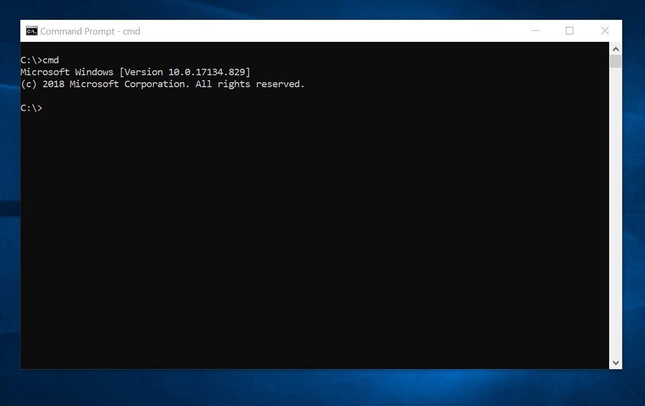 20 Command Prompt Commands for Sys Admins