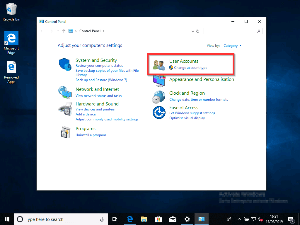 Change User Name in Windows 10 and Rename User Folder Name