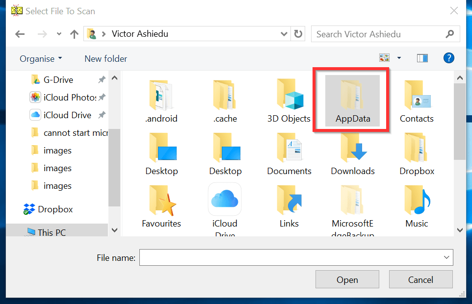 Cannot Start Microsoft Outlook - Cannot open the Outlook Window [Fixed]