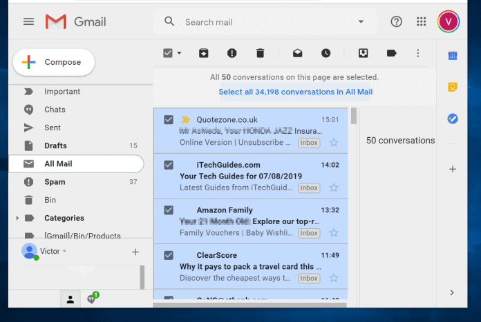 Gmail Mark All as Read: How to Mark all Emails as Read on Gmail