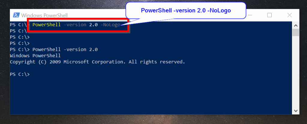 Powershell.exe Command Examples