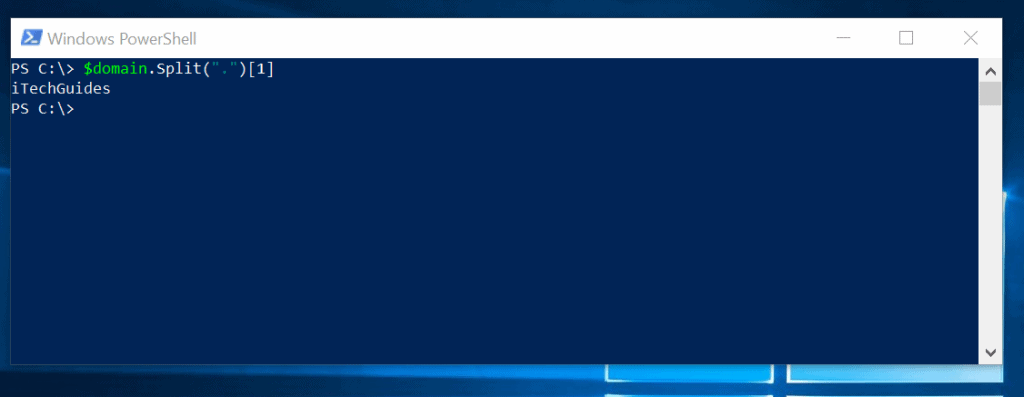Powershell Substring: How to Extract a Powershell Substring