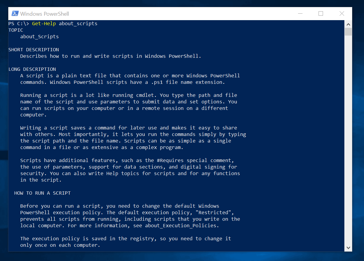 How to Schedule a PowerShell Script to Auto Run On a Windows