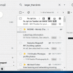 Sort Gmail by Size