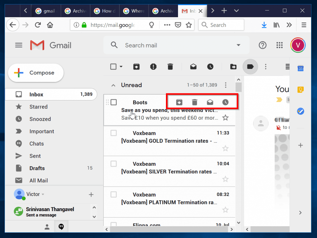 Gmail Archive: How to Archive and Unarchive Emails in Gmail
