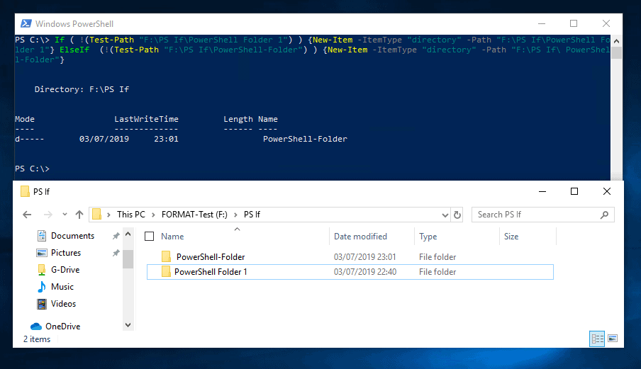 Powershell If Else Explained: Syntax and Examples