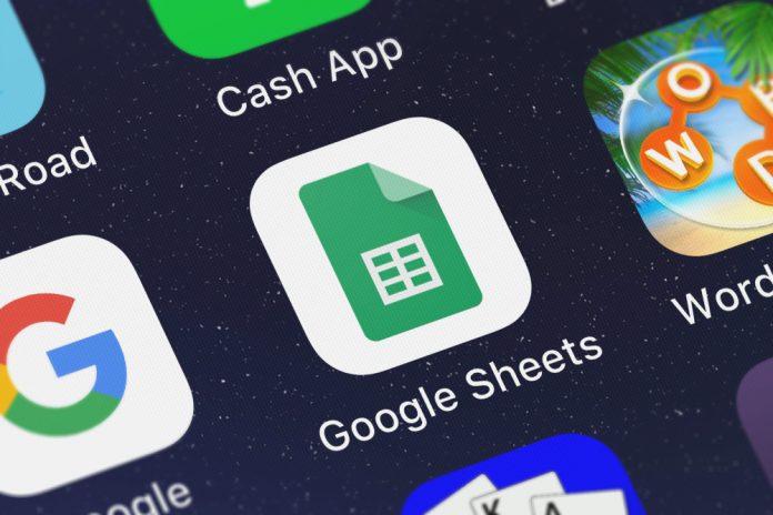 vlookup google sheets