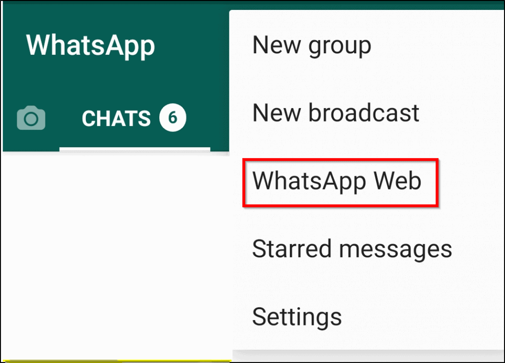 How to Logout WhatsApp from Computer