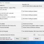 WSUS Offline Update Generator