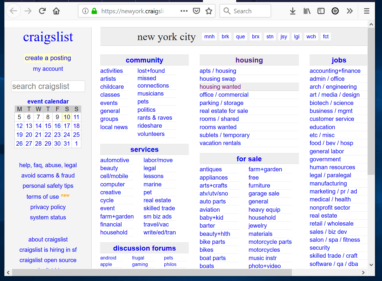 Websites Like Craigslist: My Top 5 Craigslist Alternative