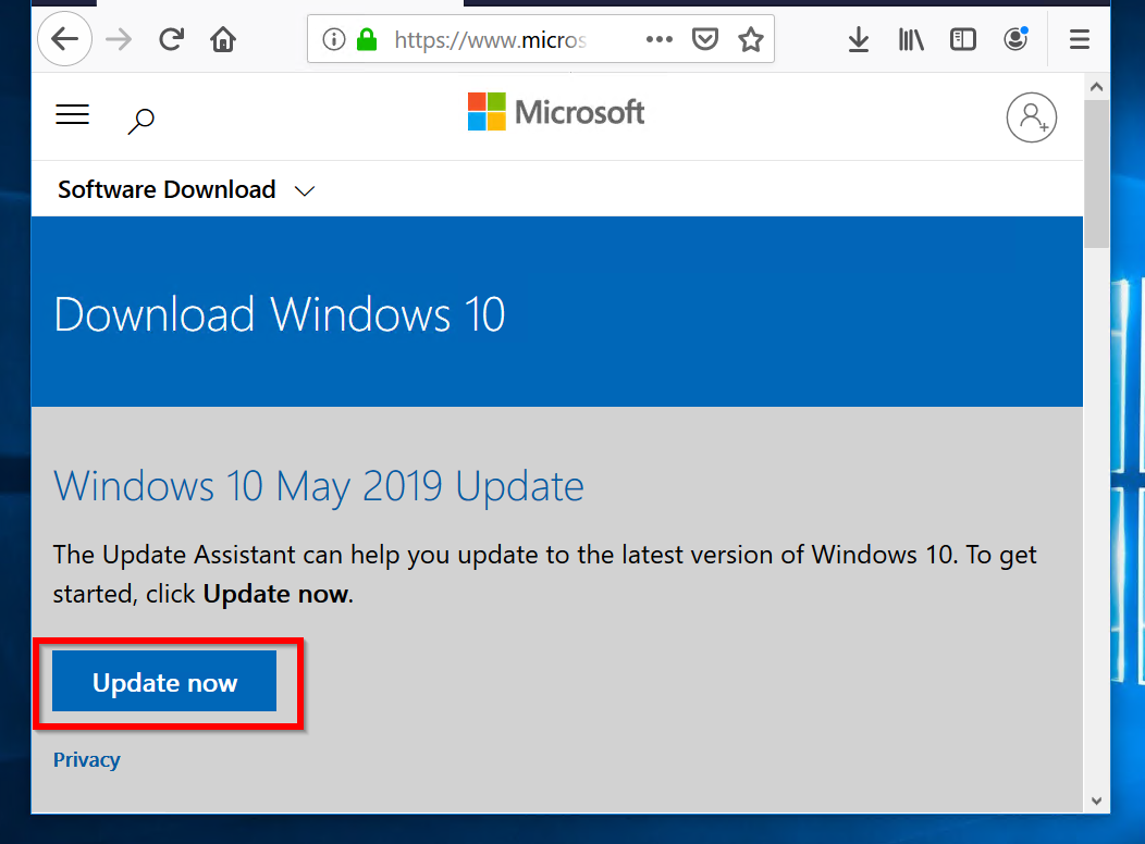 How to Install Windows 10 1903 Update Manually | iTechguides com