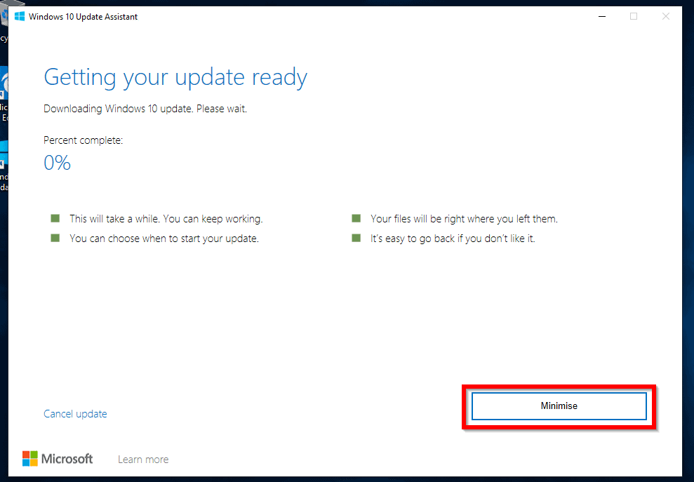 "How to Install Latest Windows 10 Update Via ""Update Assistant"""