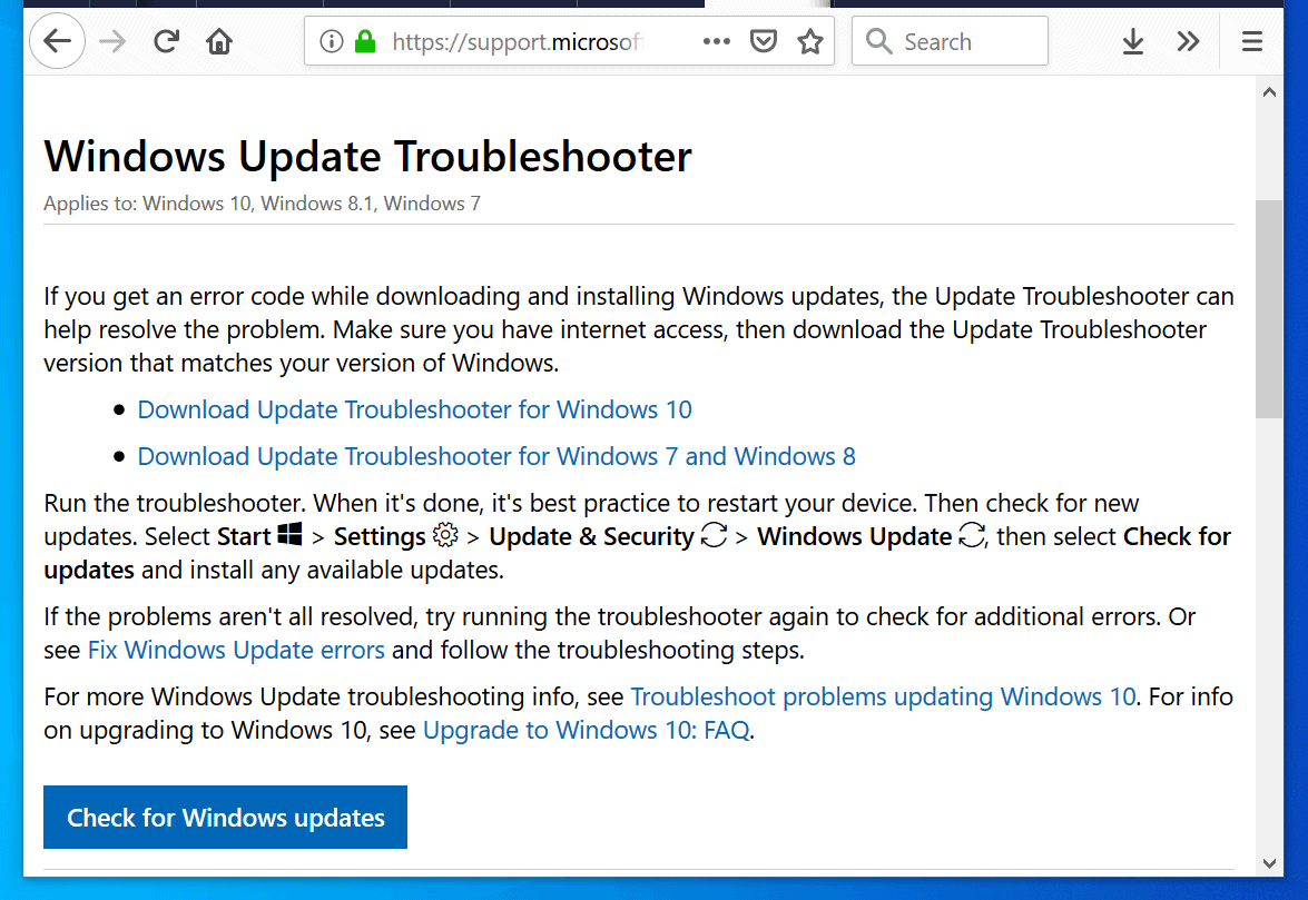 0x8024401c Windows Update Error? Here is the Quick Fix