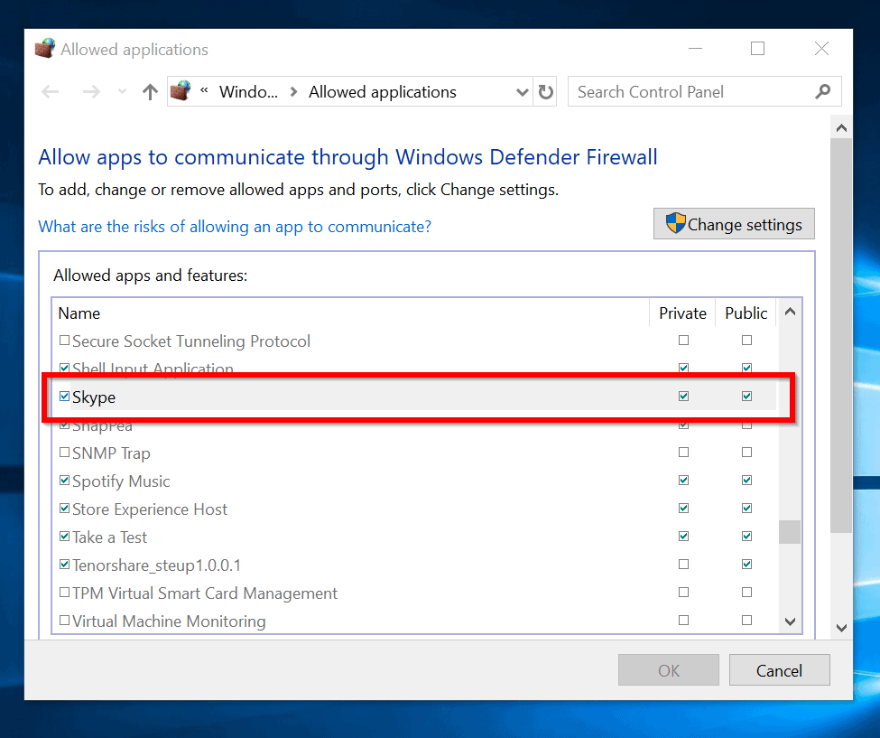 Skype Can't Connect on Windows 10? Here is the Fix