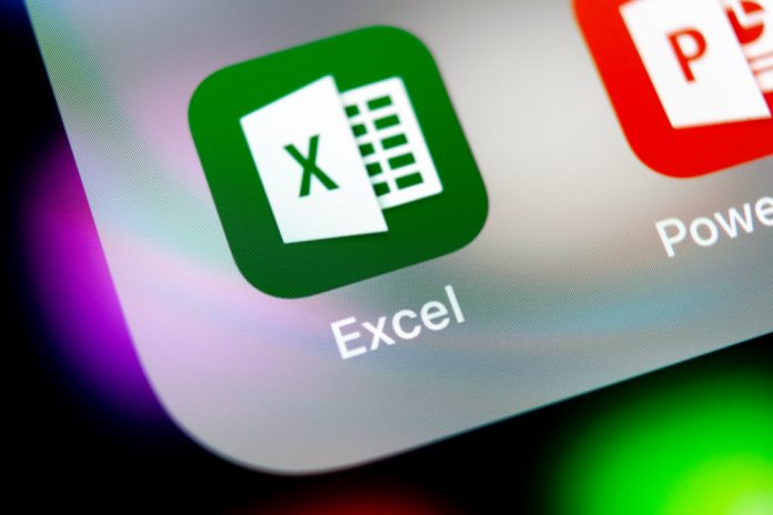 excel document not saved