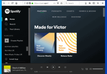 Spotify no Longer Supports this Version of Firefox