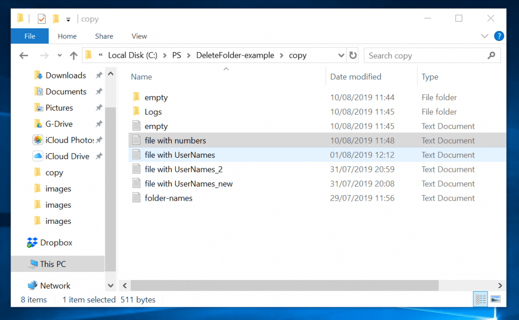 Powershell Delete Folder or File: How to Delete Folders & Files in PS