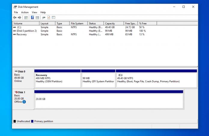 hard drive not detected