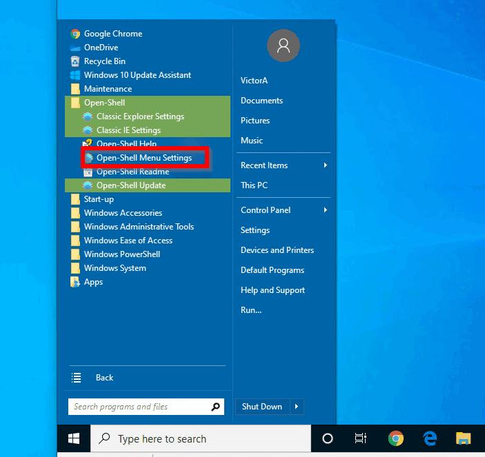 make windows 10 look like windows 7