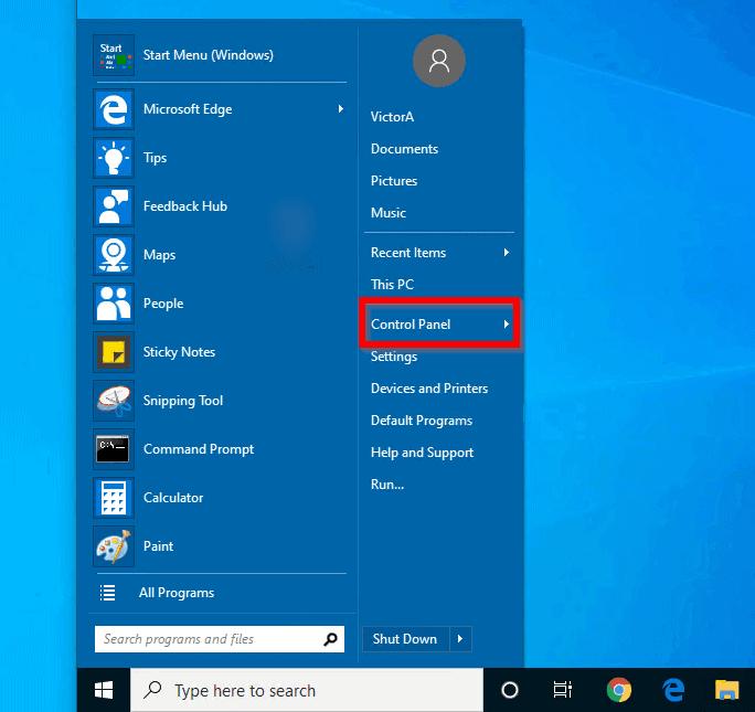 If You No Longer Want to Make Windows 10 Look like Windows 7, Uninstall Open Shell.