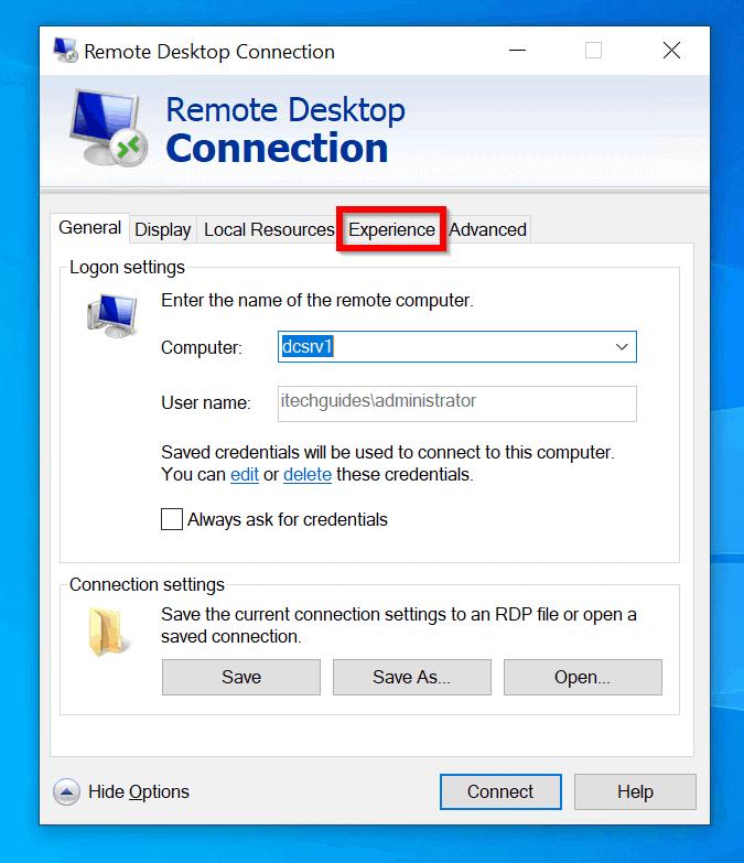 RDP an Internal Error has Occurred Server 2016 Error (2 Fixes)