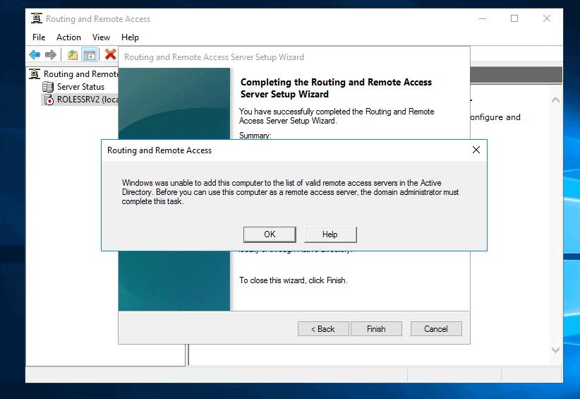 VPN Windows Server 2016 Configuration | iTechguides com