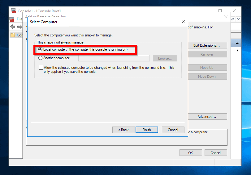 Web Application Proxy in Windows Server 2016: Configuration