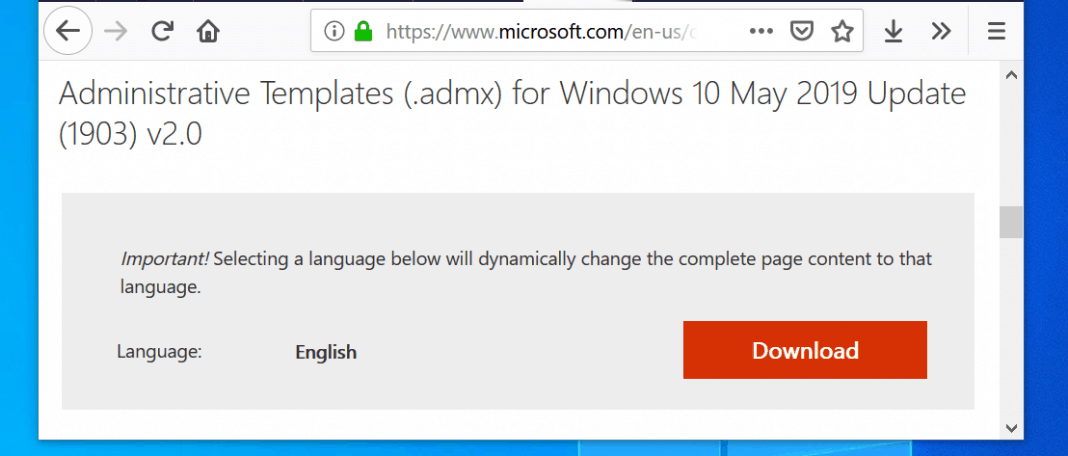 Microsoft Edge Not in Group Policy? Here is the Quick Fix