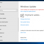 windows update stuck featured