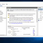 WSUS Server 2016 Requirements