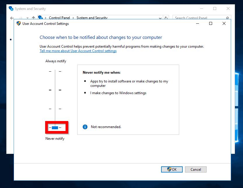 windows server 2016 black screen after login should now be resolved.
