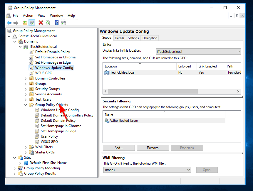 Windows Server 2016 Lock Screen Timeout: Set from Desktop or GPO