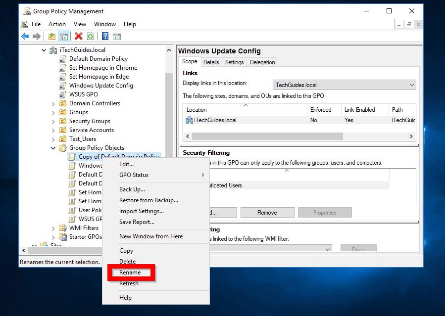 Windows Server 2016 Lock Screen Timeout: Set from Desktop or GPO