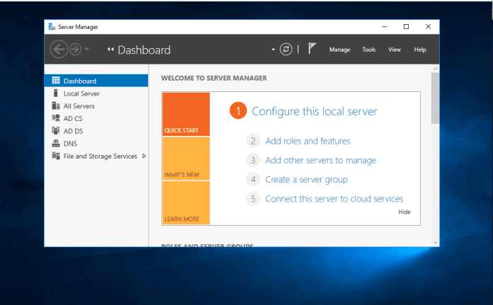 Server 2016 not Downloading Updates from WSUS [Fix