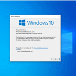 How to Install Windows 10 1909 Preview Build