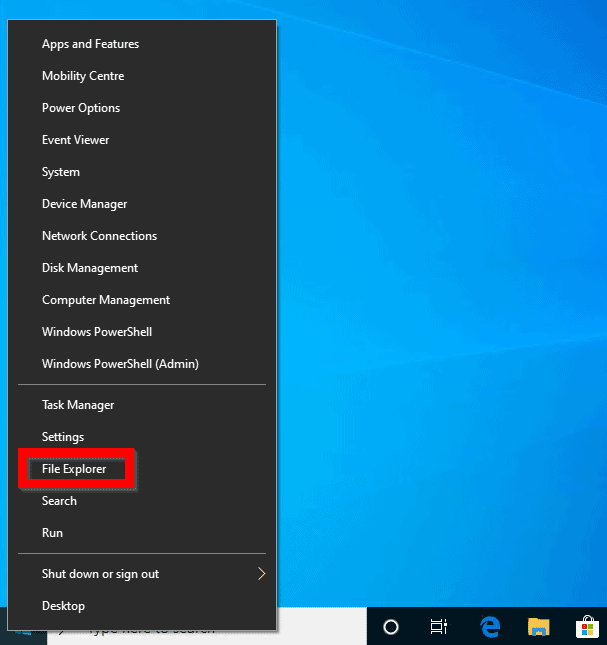 Map Network Drive Windows 10 from File Explorer