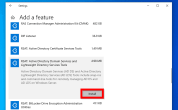 How to Install RSAT in Windows 10 (3 Methods)