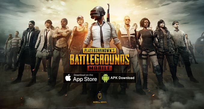 Android games: PUBG Mobile