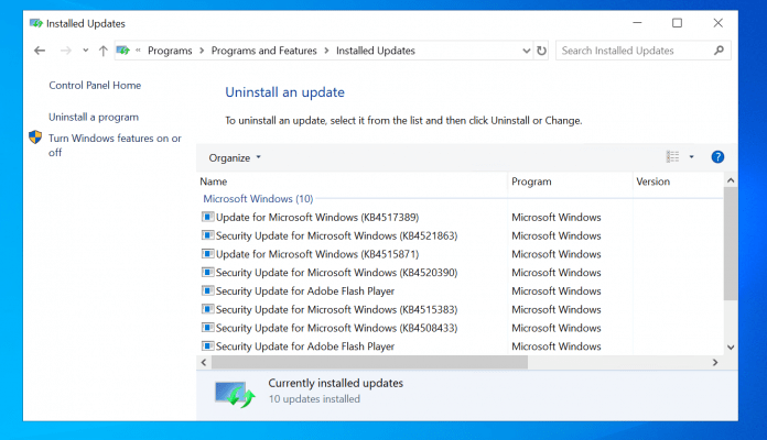 How to Check Windows 10 Update History (4 Methods)