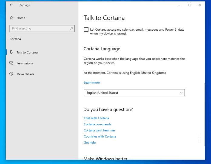 Cortana Search not Working in Windows 10 [Fixed]