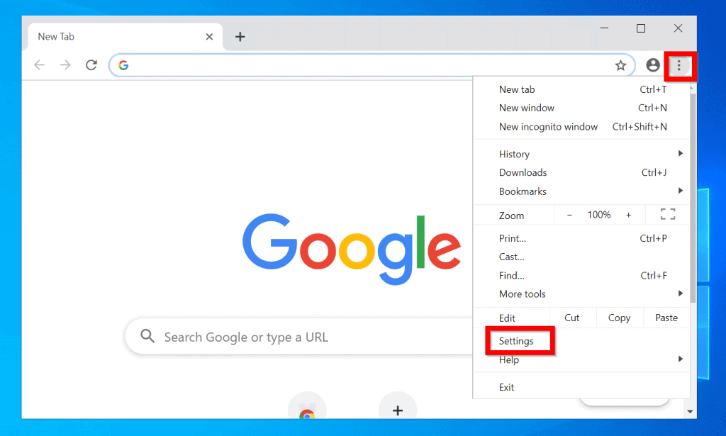 Make Chrome Default Browser from Chrome Settings