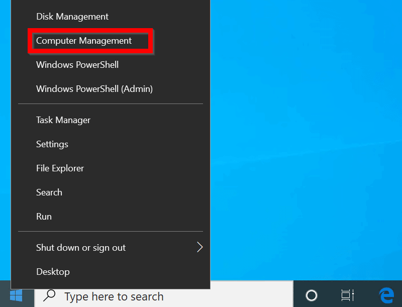 How to Change Administrator Name in Windows 10 from Computer Management